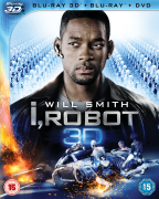 I Robot 3D (Includes 2D Blu-Ray and DVD)
