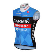 Garmin Sharp Team Men's Gilet - 2013