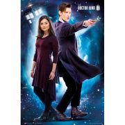 Doctor Who Clara - Maxi Poster - 61 x 91.5cm