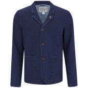 Farah 1920 Men's Drowley Jacket - Indigo Blue