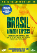 Brasil: A Nation Expects - Collectors' Edition (Includes Stars of Brasil Documentary Series)