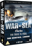 War At Sea Box Set (The Cruel Sea / For Those In Peril / San Demetrio)