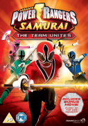 Power Rangers Samurai - Volume One