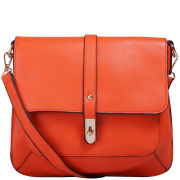 Kris Ana Small Cross Body Bag - Orange