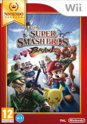 Wii Nintendo Selects Super Smash Bros Brawl
