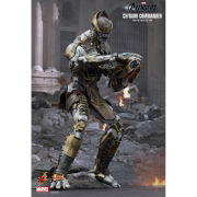Hot Toys Chitauri Commander 12 Inch Figure