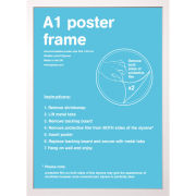 White Frame A1