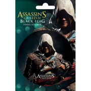 Assassins Creed 4 Black Flag Edward - Vinyl Sticker - 10 x 15cm