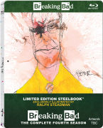 Breaking Bad: Season 4 - Zavvi Exclusive Limited Edition Steelbook (Includes UltraViolet Copy)