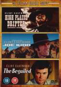 High Plains Drifter / Joe Kidd / The Beguiled