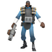 Team Fortress 7-Inch Deluxe Action Figure Series 1 BLU Demo