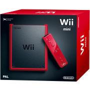 Wii Mini (Red)