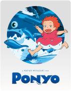 Ponyo - Edición Steelbook (Incluye DVD)