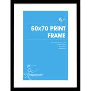 Black Frame 50 x 70 cm