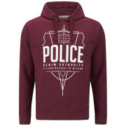 883 Police Men's Namco Sweatshirt - Syrah Red