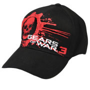 Gears of War 3 Blood Omen Logo Baseball Cap