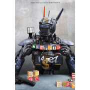 Chappie One Street - Maxi Poster - 61 x 91.5cm