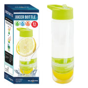 Juice Twist Water Bottle - Green