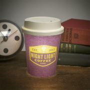 Latte Light Night Light - Multi