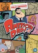 American Dad Seizoen 5