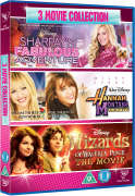 Girls Movie Triple (Sharpay / Wizards / Hannah Montana Movie)