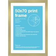 Gold Frame 50 x 70cm