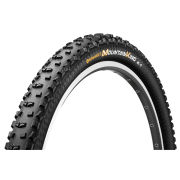Continental Mountain King MTB Clincher Tyre - Black