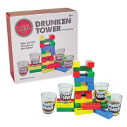 Tipsy Tower Drinking Game - Plastic