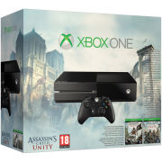 Xbox One Console - Includes Assassin's Creed: Unity