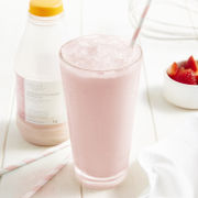 Deliciously Different Intensely Strawberry Shake and Go