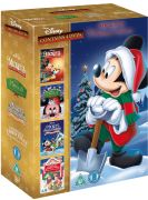 Mickey Mouse Christmas Collection (Mickey's Once Upon a Christmas / Mickey's Twice Upon a Christmas / Mickey's Magical Christmas / Celebrate Christmas with Mickey)