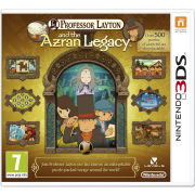 Professor Layton: and the Azran Legacy