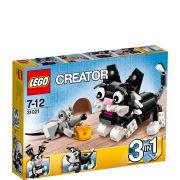 LEGO Creator: Furry Creatures (31021)