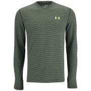 Under Armour Men's ColdGear Infrared Long Sleeve Top - Rifle Green