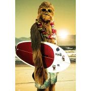 Star Wars Chewie Surf - Maxi Poster - 61 x 91.5cm
