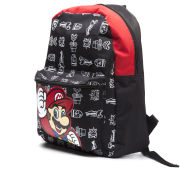 Mario Backpack (Red & Black) - Exclusive