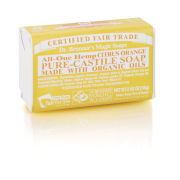 Dr. Bronner Organic Citrus Castile Liquid Soap (946ml)