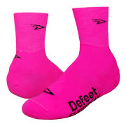 DeFeet Slipstream Shoe Covers - Hi Vis Pink
