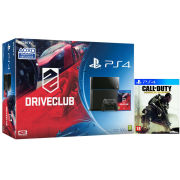 Sony PS4 500GB With Driveclub + Call of Duty: Advanced Warfare