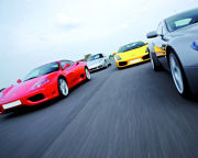 Supercar Driving Thrill