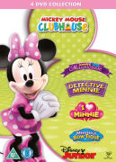 Minnie Mouse Collection (Minnie's Bow-Tique / Detective Minnie / Minnie's Masquerade / I Heart Minnie)