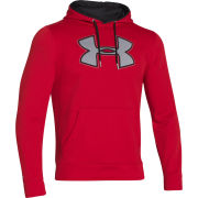 Under Armour Men's Af Storm Big Logo Hoody - Red