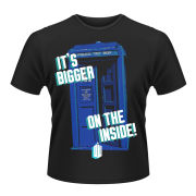 Doctor Who Men's T-Shirt - Tardis