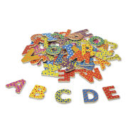 Tidlo Upper Case Magnetic Letters