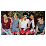 One Direction Garden - 30 x 55cm Value Canvas