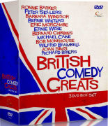 British Comedy Greats Box Set