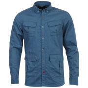 55DSL Men's Strider Shirt - Blue