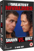 WWE: Shawn Michaels Vs. Bret Hart