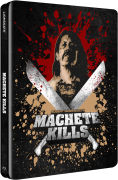 Machete Kills - Steelbook Exclusivo de Zavvi (Edición Limitada)