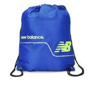 New Balance Sprint Gym Sack - Ultra Blue/Fluorescent Yellow
